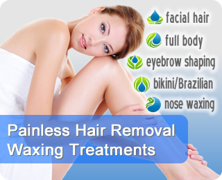 Hair Removal waxing eyebrow shaping long island ny